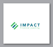 Impact Financial coaching Logo - Entry #149