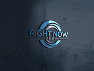 Right Now Semi Logo - Entry #204
