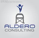 Aldero Consulting Logo - Entry #3