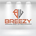 Breezy Welding Logo - Entry #163