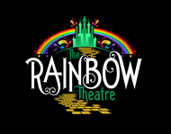 The Rainbow Theatre Logo - Entry #76