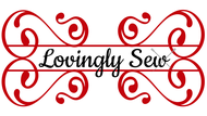 Lovingly Sew Logo - Entry #133