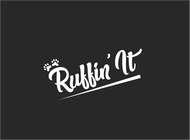 Ruffin'It Logo - Entry #195