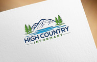 High Country Informant Logo - Entry #138
