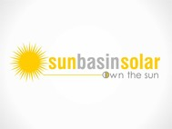 Sun Basin Solar Logo - Entry #8
