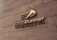 Roadrunner Rentals Logo - Entry #167