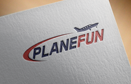 PlaneFun Logo - Entry #121