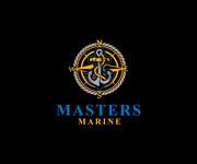 Masters Marine Logo - Entry #211