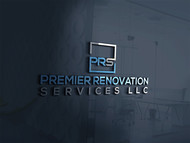 Premier Renovation Services LLC Logo - Entry #153