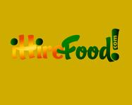 iHireFood.com Logo - Entry #148
