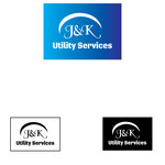 J&K Utility Services Logo - Entry #9