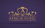 Atrium Hotel Logo - Entry #30