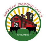 American Diamond Cattle Ranchers Logo - Entry #193