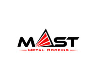 Mast Metal Roofing Logo - Entry #264