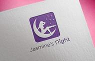 Jasmine's Night Logo - Entry #388