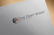 The Debt What If Calculator Logo - Entry #108