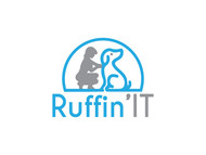 Ruffin'It Logo - Entry #186