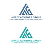 Impact Advisors Group Logo - Entry #8