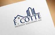 F. Cotte Property Solutions, LLC Logo - Entry #64