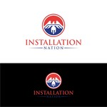 Installation Nation Logo - Entry #55