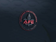 Acadiana Fire Extinguisher Sales and Service Logo - Entry #173