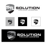 Solution Trailer Leasing Logo - Entry #149