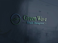 Green Wave Wealth Management Logo - Entry #174