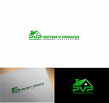 Peter V Pirozzi General Contracting Logo - Entry #48