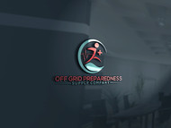 Off Grid Preparedness Supply Company Logo - Entry #49