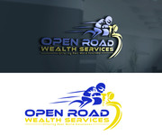 "Open Road Wealth Services, LLC  (The ""LLC"" can be dropped for design purposes.) Logo - Entry #42"