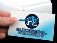 P L Electrical solutions Ltd Logo - Entry #60
