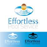 Effortless Pool Service Logo - Entry #15