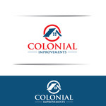 Colonial Improvements Logo - Entry #48