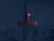 Premier Accounting Logo - Entry #332