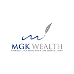 MGK Wealth Logo - Entry #41
