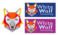 White Wolf Consulting (optional LLC) Logo - Entry #511