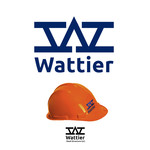 Wattier Steel Structures LLC. Logo - Entry #12