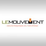 Le Mouvement des Entreprises du Val d'Oise Logo - Entry #23