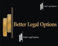 Better Legal Options, LLC Logo - Entry #61
