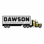 Dawson Transportation LLC. Logo - Entry #24