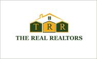 The Real Realtors Logo - Entry #119