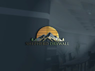 Shepherd Drywall Logo - Entry #370