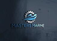 Masters Marine Logo - Entry #236