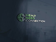 Hemp Seed Connection (HSC) Logo - Entry #207