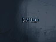 ALLRED WEALTH MANAGEMENT Logo - Entry #413