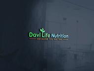 Davi Life Nutrition Logo - Entry #546