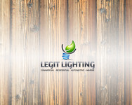 Legit LED or Legit Lighting Logo - Entry #137