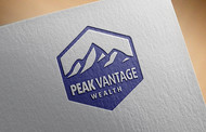 Peak Vantage Wealth Logo - Entry #117