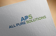 ALL PURE SOLUTIONS Logo - Entry #49