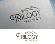 TRILOGY HOMES Logo - Entry #248
